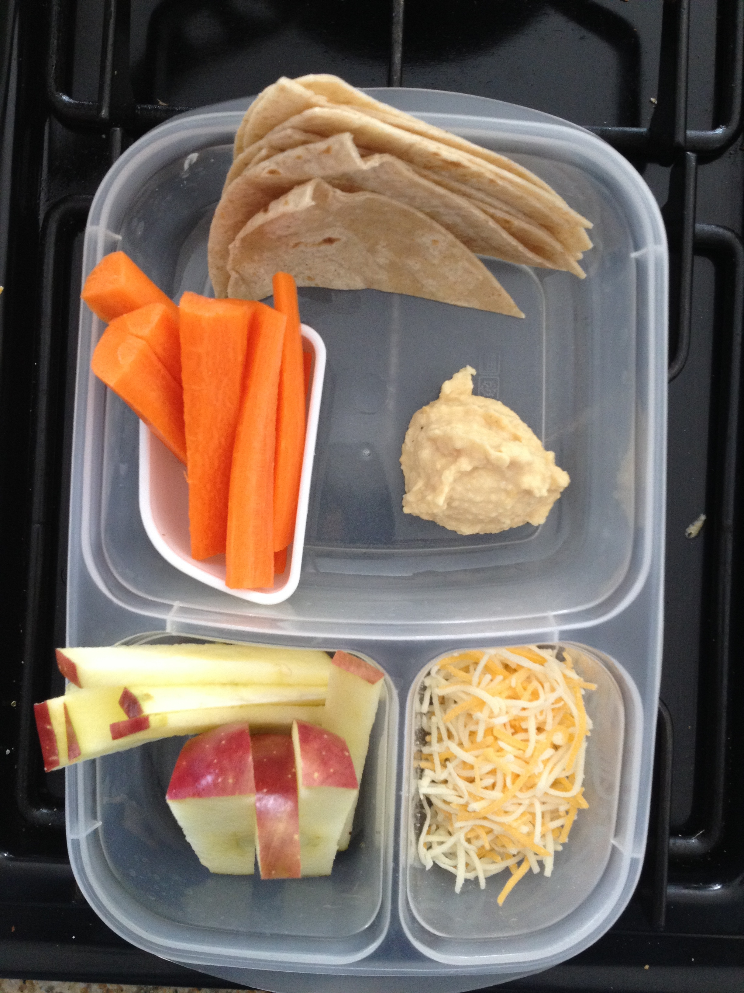 Lil Runner | School Lunches